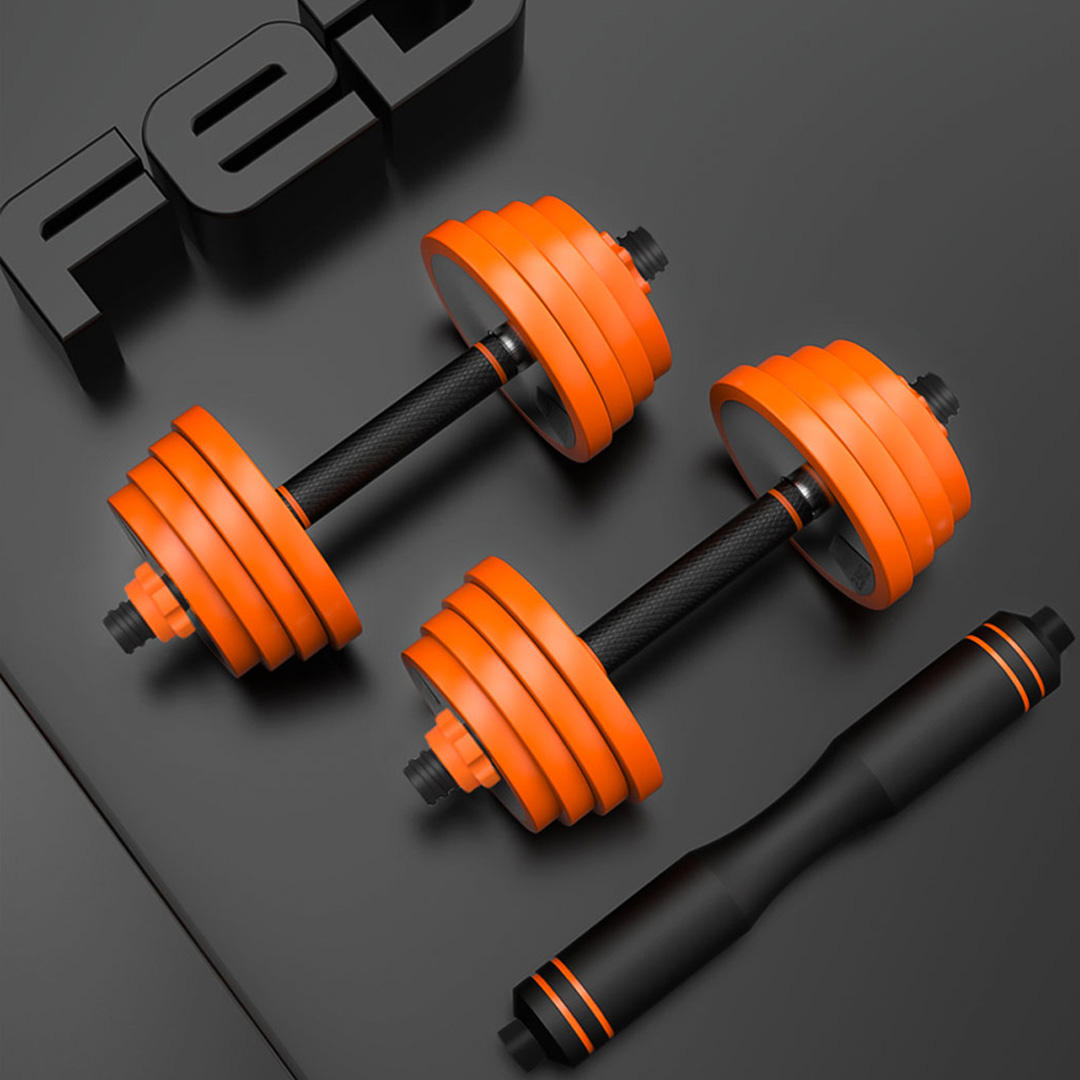 FED Pure Steel Home Fitness Dumbbell Barbell Multifunctional Outdoor Sports Fitness Equipment From Xiaomi Youpin