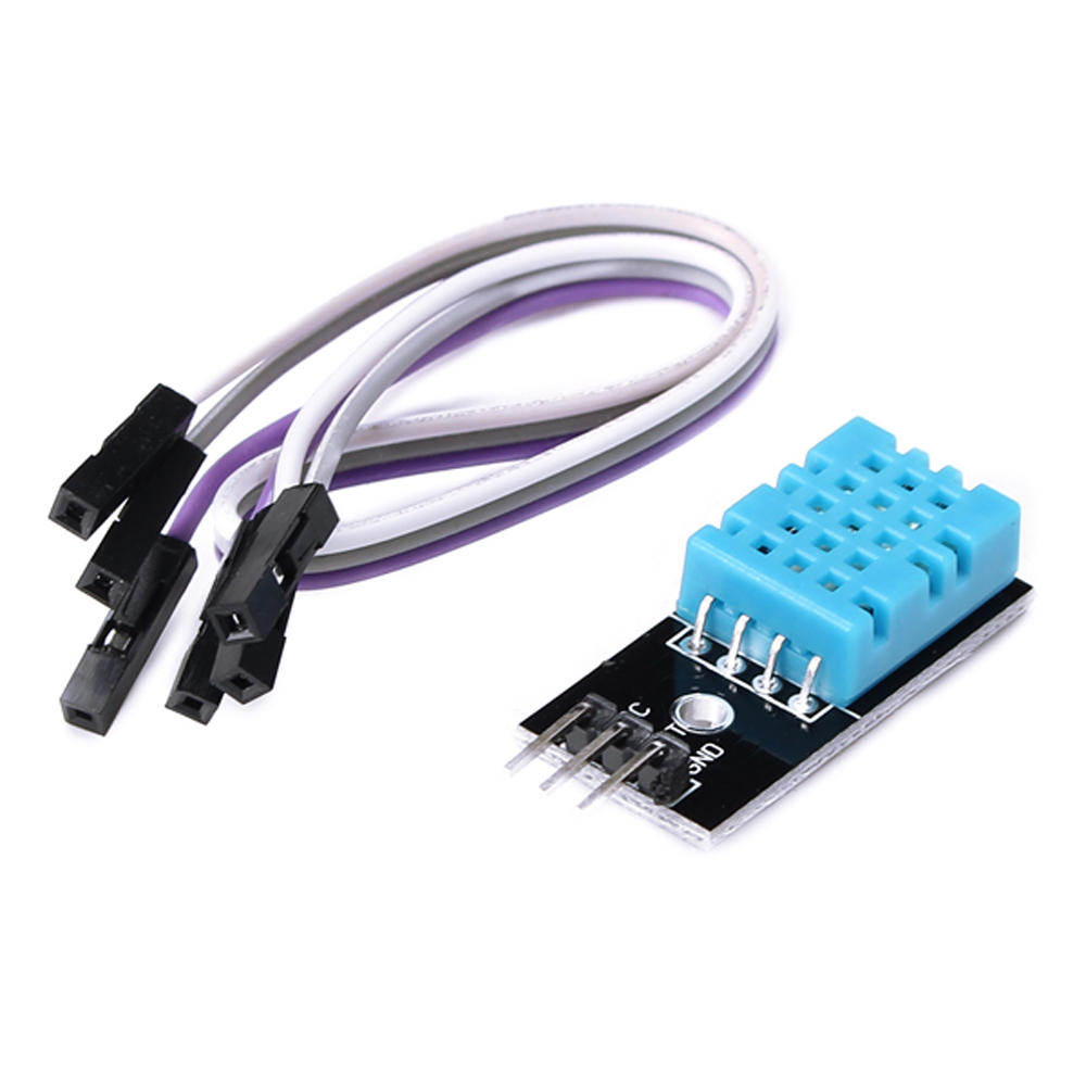 10pcs KY-015 DHT11 Temperature Humidity Sensor Module Geekcreit for Arduino - products that work with official Arduino b