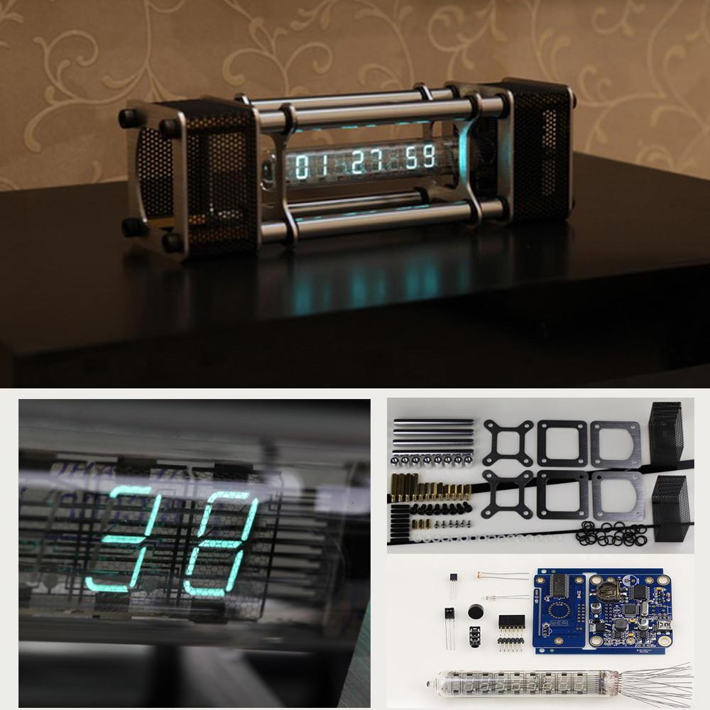 Circuit Drawing Of Digital Clock