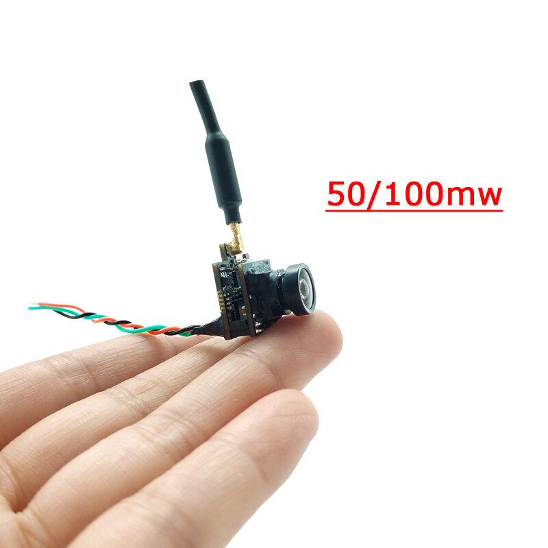 EWRF 7082VE AIO Camera 800TVL 170° + 5.8Ghz 40CH PIT/50/100mW VTX