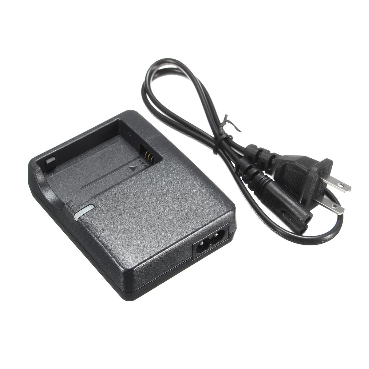 LC-E5E Camera Battery Charger For Canon LP-E5 Rebel XSi XS T1i EOS 500D 1000D 450D