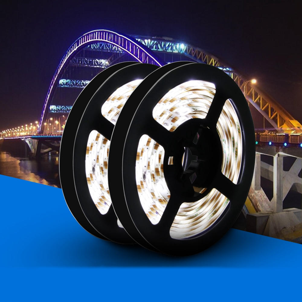 DC5V 4M USB Touch Dimmer Switch Waterproof 2835 LED Strip Light for TV Computer Camping Decor