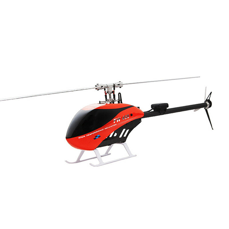 FLY WING FW450 6CH FBL 3D Flying GPS Altitude Hold One-key Return With H1 Flight Control System RC Helicopter BNF
