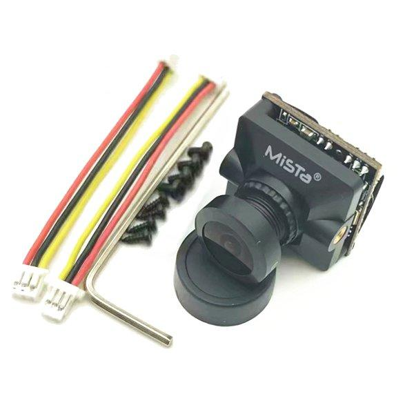 MISTA 700TVL 4:3 2.1mm/2.3mm 1/3 Sony CCD 150 Degree Wide Angle FPV Camera