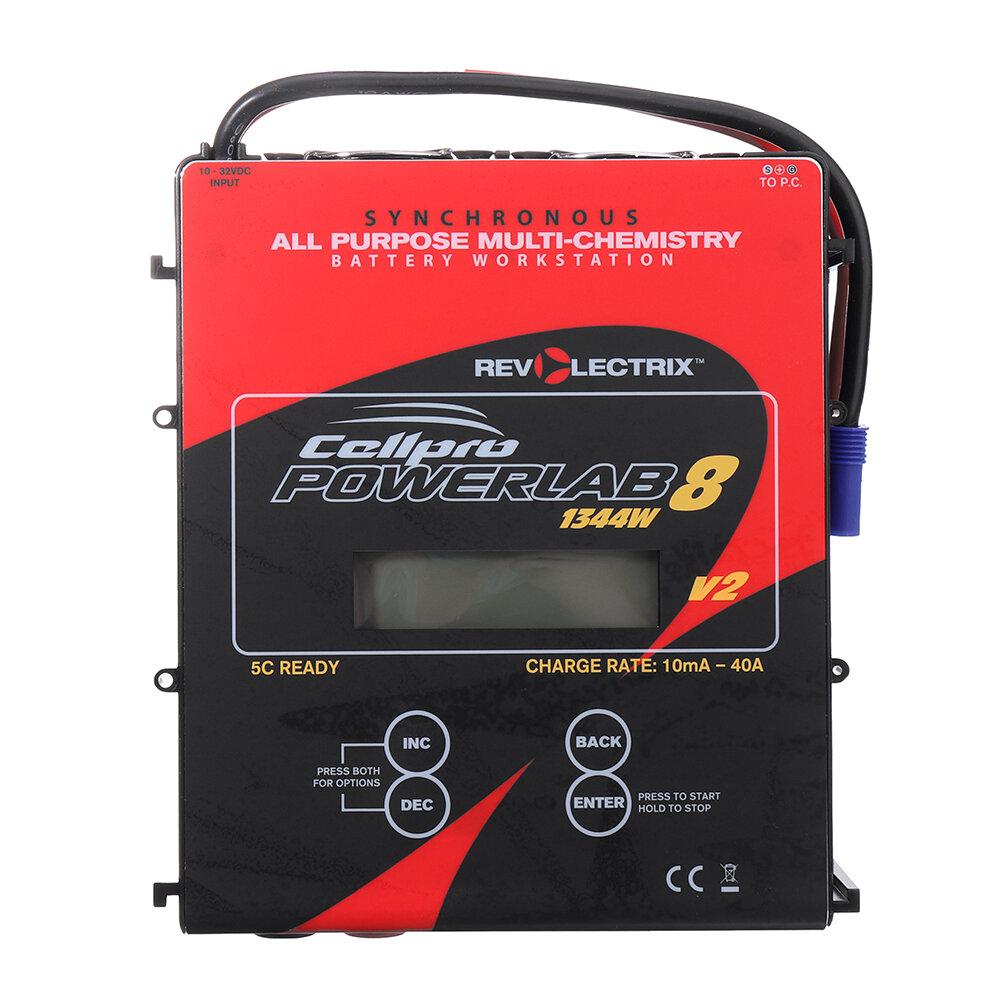 Revolectrix Cellpro Powerlab 8 v2 1344W 40A 8S DC