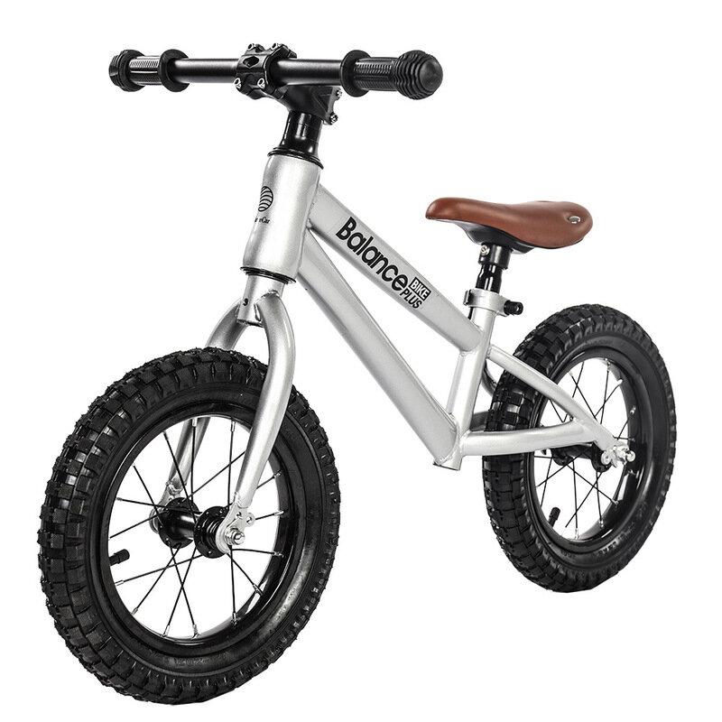 12 بوصة لا دواسة Tollder Balance Bike Plus Kids إدفع Walker Cycle For Beginner Rider Training For 2/3/4/5/6 Years Old Bo
