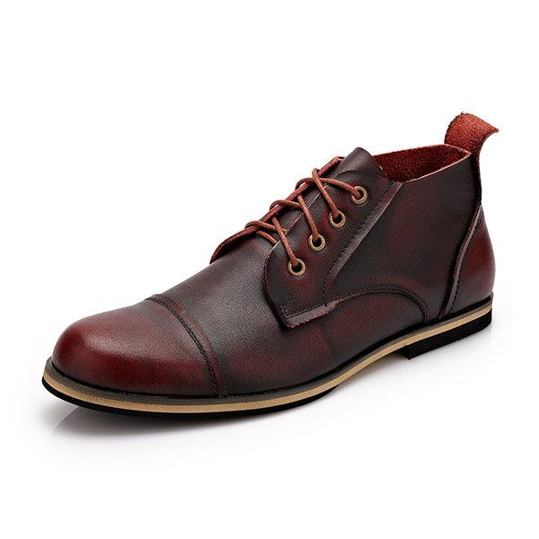 גברים לגדולים פורצלן נעלי