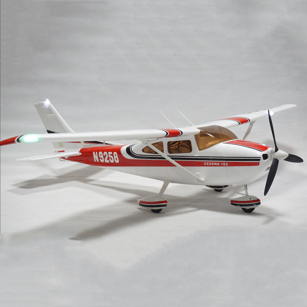 Hookll Cessna 182 V2 1410mm Wingspan EPO RC Airplane KIT/ PNP with LED Light