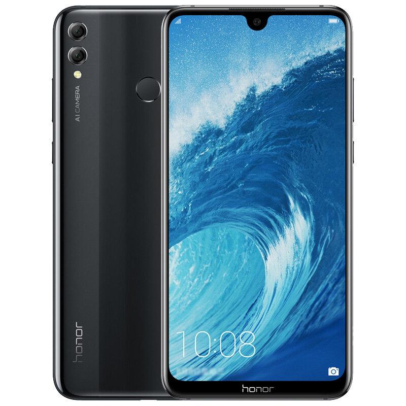 Huawei Honor 8X Max 7.12 inch 4GB RAM 128GB ROM Snapdragon 636 Octa core 4G Smartphone