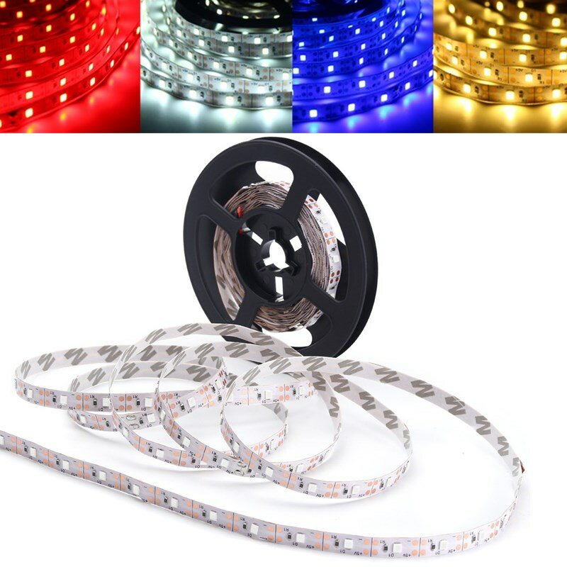 3M SMD 2835 Non-waterproof USB LED Strip Party Light TV PC Background Backlight DC5V, Banggood  - buy with discount