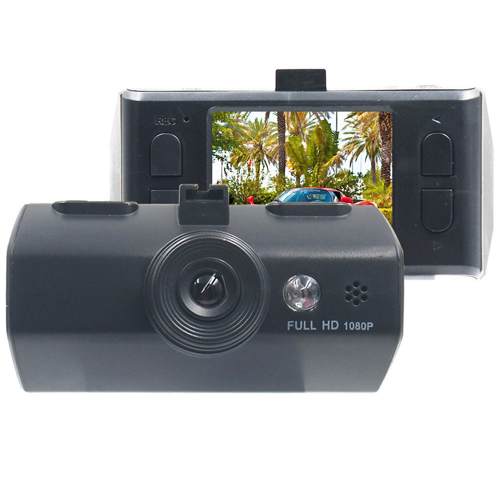 G31 HD 720P Mini Concealed Car DVR Driving Recorder 140 Degree Wide Angle Lens