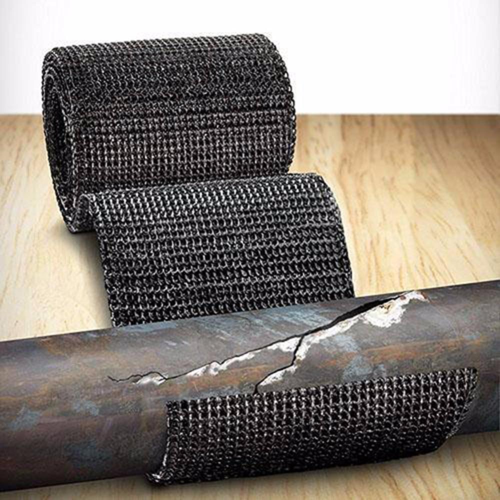 Universal Repair Fiber Fix Tape Water Pipe Tool Super Adhesive Tape for