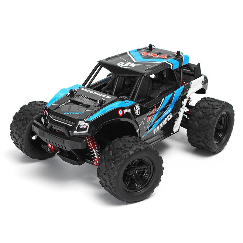 HS 18311 1/18 35km/h 2.4G 4CH 4WD Coche RC Crawler Crawler Juguetes de Alta Velocidad