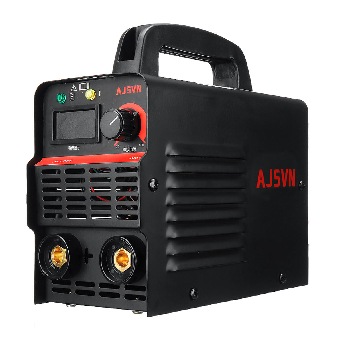 220V 225A 4200W MMA ARC Welder IGBT Mini Welding Inverter Machine 10PCS Kit Set