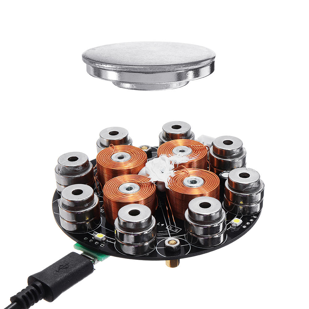 Stark 5V Digital Maglev Heavy Load Magnetic Levitation Efficient Power Saving