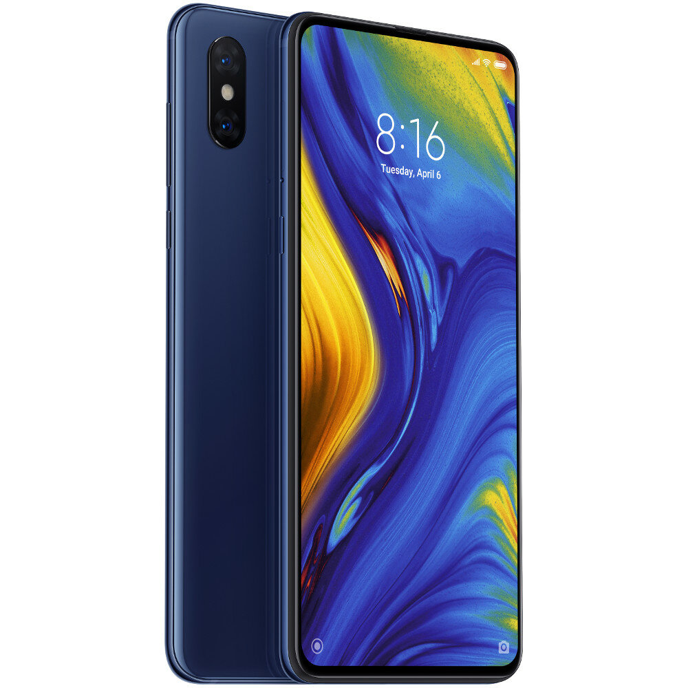 Xiaomi Mi MIX 3 5G Version Global Version 6.39 inch 6GB 64GB Snapdragon 855 Octa core 5G Smartphone