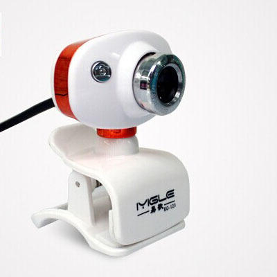 YGLE Desktop Laptop USB Webcam High-definition with Microphone 1200W Pixels