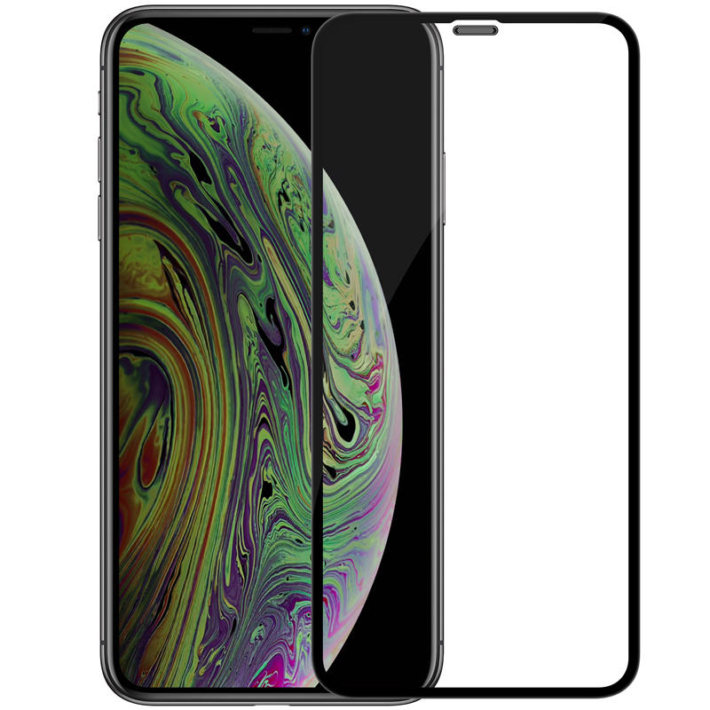 NILLKIN XD CP+MAX Curved Edge Full Screen Cover Tempered Glass Screen Protector for iPhone 11 6.1 inch