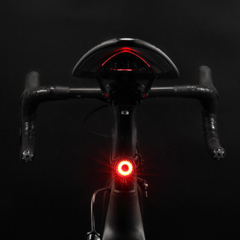 GACIRON W10 3Modes USB Rechargeable IPX5 Waterproof Bike Tail Light BicycleTaillights Outdoor Riding Warning Light