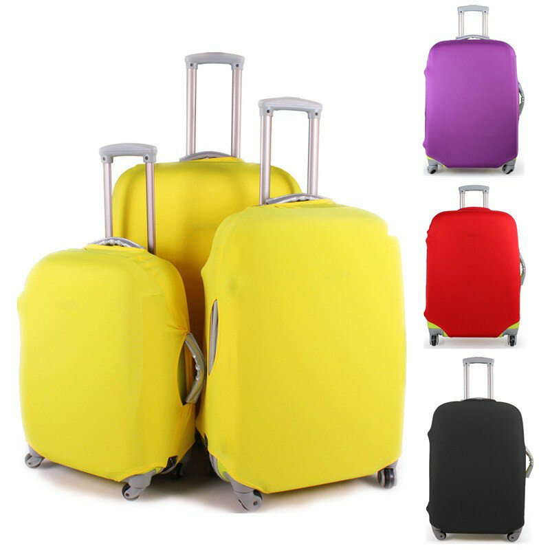 28inch Travel Luggage Cover Suitcase Anti-dust Waterproof Buiness Suitcase Protector Trunk Cover