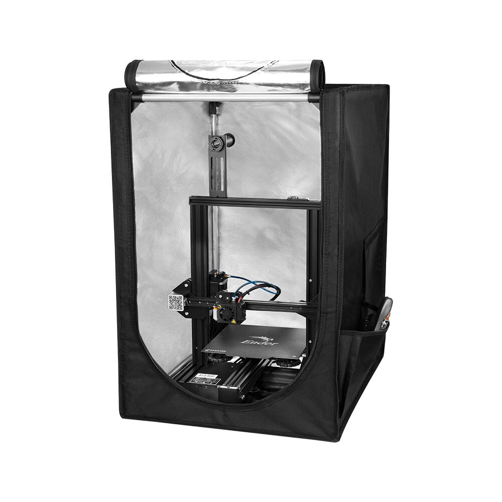Creality 3D Printing Enclosure - Is it a cover up?