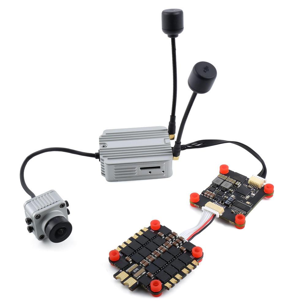 GEPRC SPAN-F7-BT-HD F722 DUAL ICM20689 FC & BLheli_32 50A 4In1 ESC FPV Combo For DJI FPV