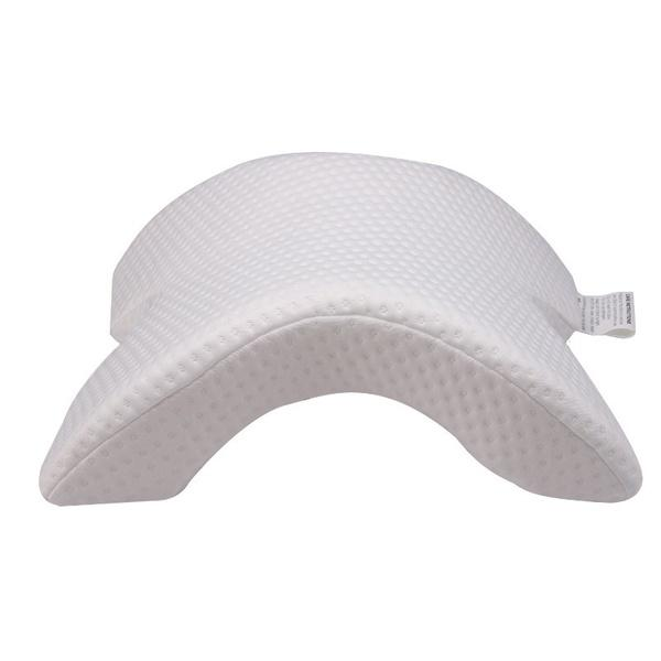 Multi-functional Memory Foam Cotton Pillow Firm Head Back Orthopaedic Sleeping Neck Support Couple Pillow