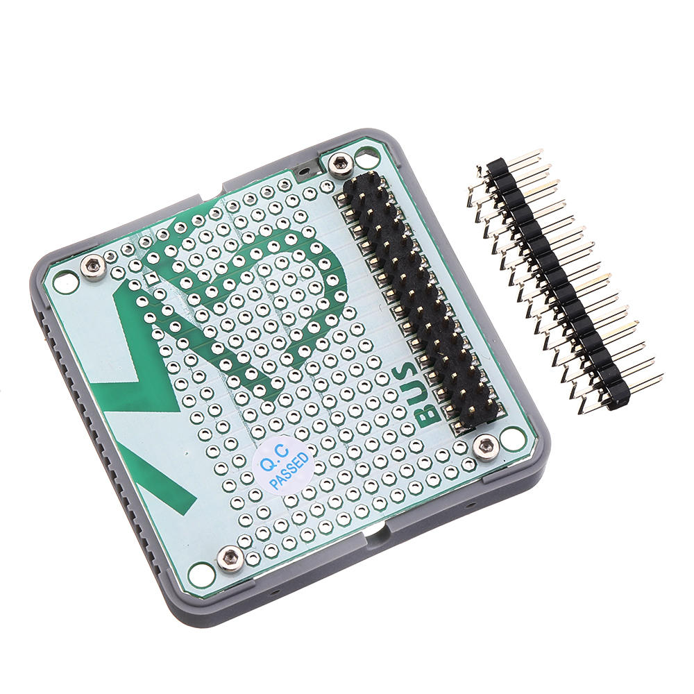 BUS Module Expansion Board forESP32 IoT Development Kit with 2*15pin Bus Socket Stackable Demoboard Board M5Stack® for