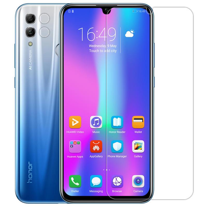 Huawei Honor 10 लाइट / Huawei पी स्मार्ट 2019 के लिए NILLKIN अमेज़िंग H + PRO एंटी-विस्फोट फुल कवर टेम्पर्ड ग्लास स्क्रीन रक