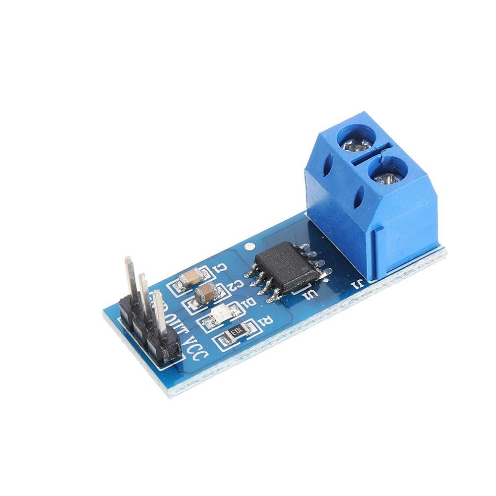 ACS712 Module 5A /10A / 20A Current Detection Board ACS712 Hall Current Sensor Module