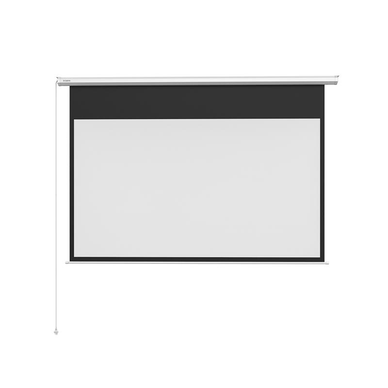 XGIMI P140S 100 Inch 16:9 Motorized Auto Curtain Display Screen with Remote Control