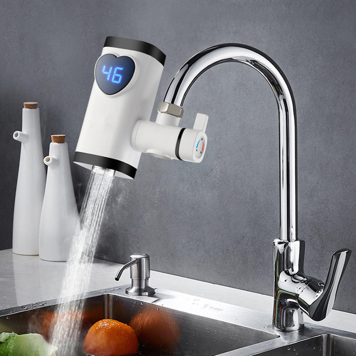 Faucet Tap Instant Hot Water Heater