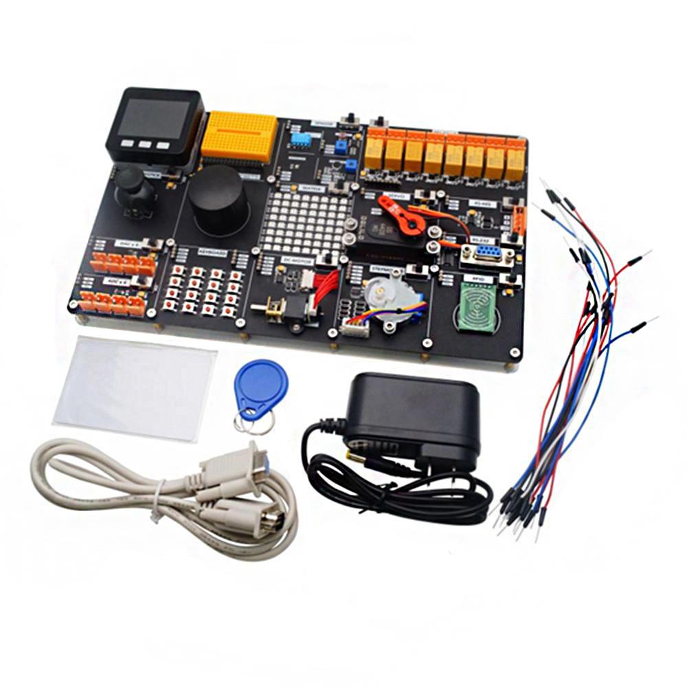 M5Stack® IOT Training Kit Environment Sensor Set Encoder Industrial Application Demoboard Development Board