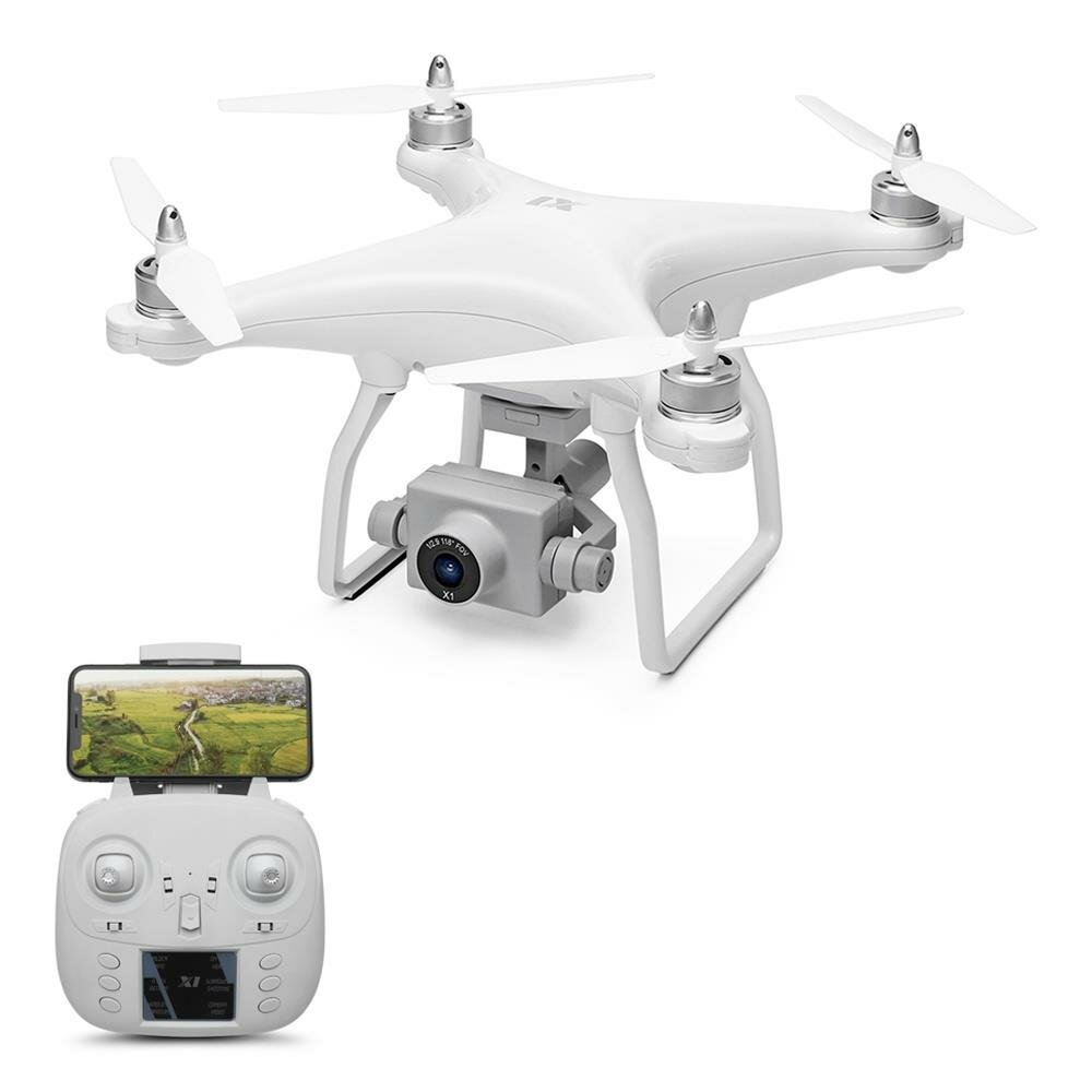 Wltoys XK X1 5G WIFI FPV GPS With HD 1080P Camera Coreless Gimbal 20mins Flight Time Altitude Hold Mode Brushless RC Drone Quadcopter RTF