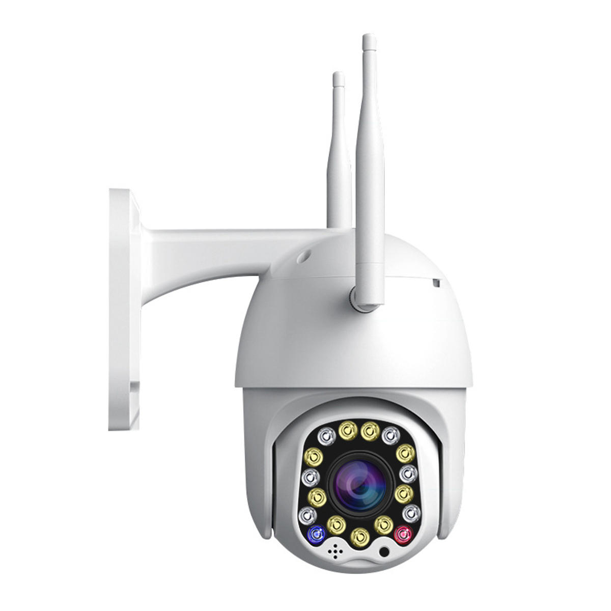 17 LED 1080P WIFI HD 5.0MP IP Surveillance Camera Wireless Outdoor CCTV HD Security Camera