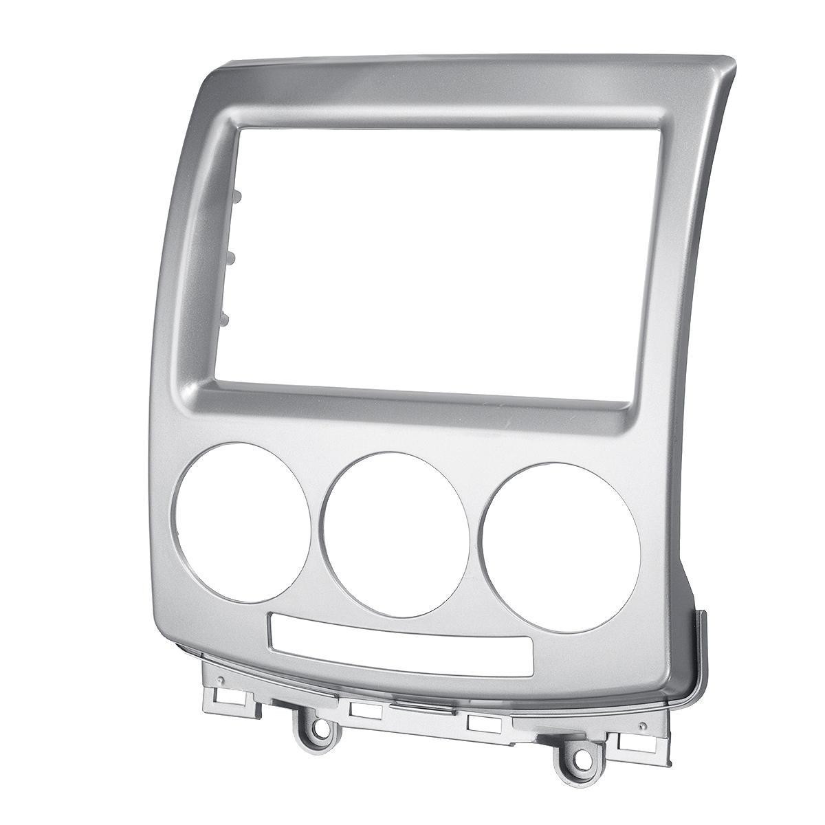 2 Din Car DVD Radio Stereo Player Panel Frame Mount Kit de Instalação Para Ford i-Max 2007 / MAZDA 5 Premacy 2005+