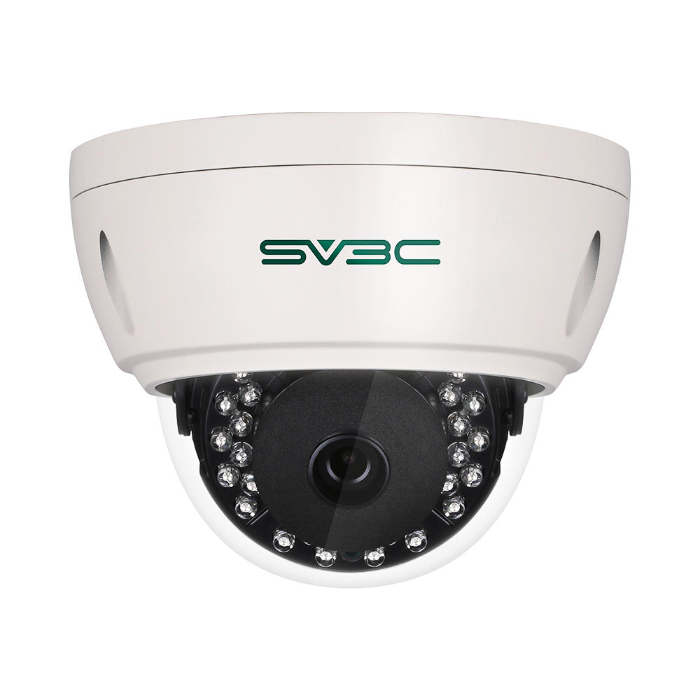 SV3C D13POE-5MPL-A HD 5MP Waterproof Camera ONVIF H.264/H.265 65FT Night Version M-otion Detection Baby Monitors