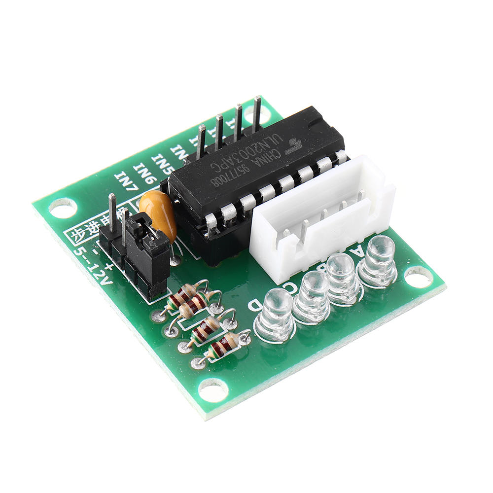 10pcs ULN2003 Stepper Motor Driver Board Test Module Geekcreit for Arduino - products that work with official Arduino bo