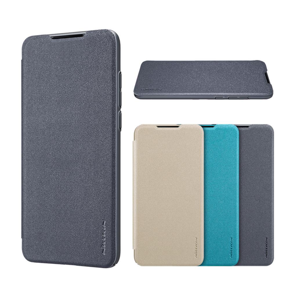 NILLKIN Flip Shock-proof Full Cover PU Leather Protective Case for Xiaomi Mi 9 lite  / Mi CC9
