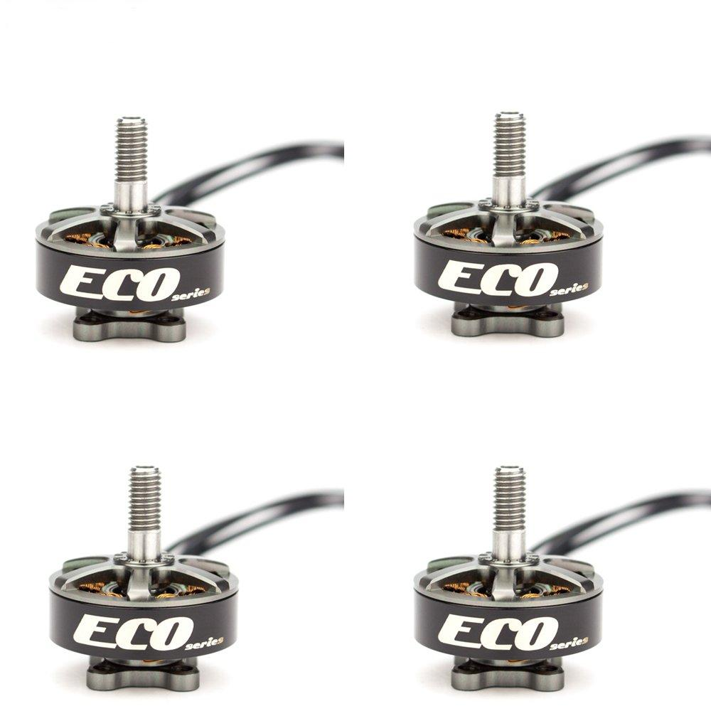 4PCS Emax ECO Series 2306 6S 1700KV Brushless Motor for RC Drone FPV Racing