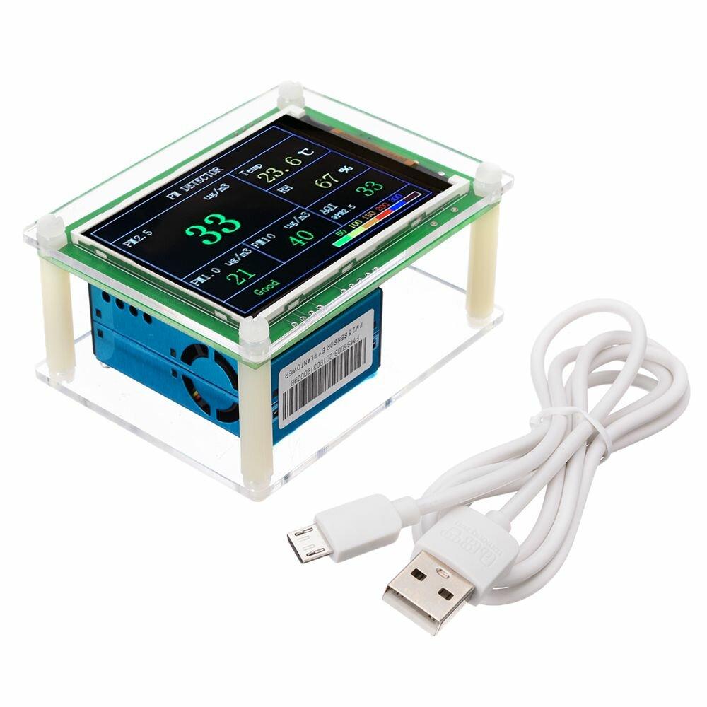 Detektor jakości powietrza PM2.5 Detector Module za $30.64 / ~127zł