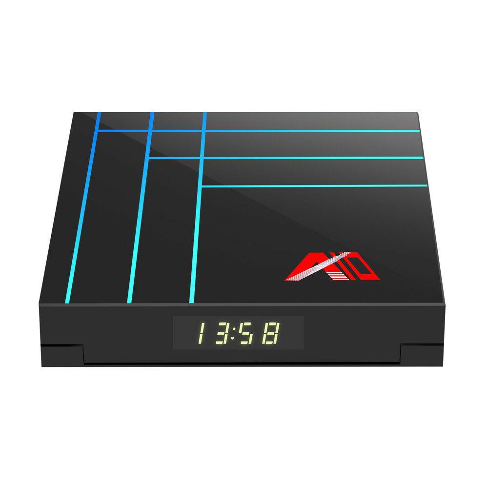 A10 RK3318 2GB RAM 16GB ROM 2.4G Android 9.0 4K VP9 H.265 TV Box