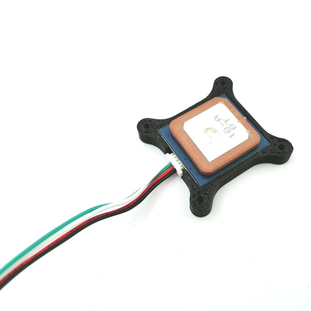URUAV 3D Dicetak Perlindungan Kasus untuk BN-220 GPS Modul RC Drone FPV Racing