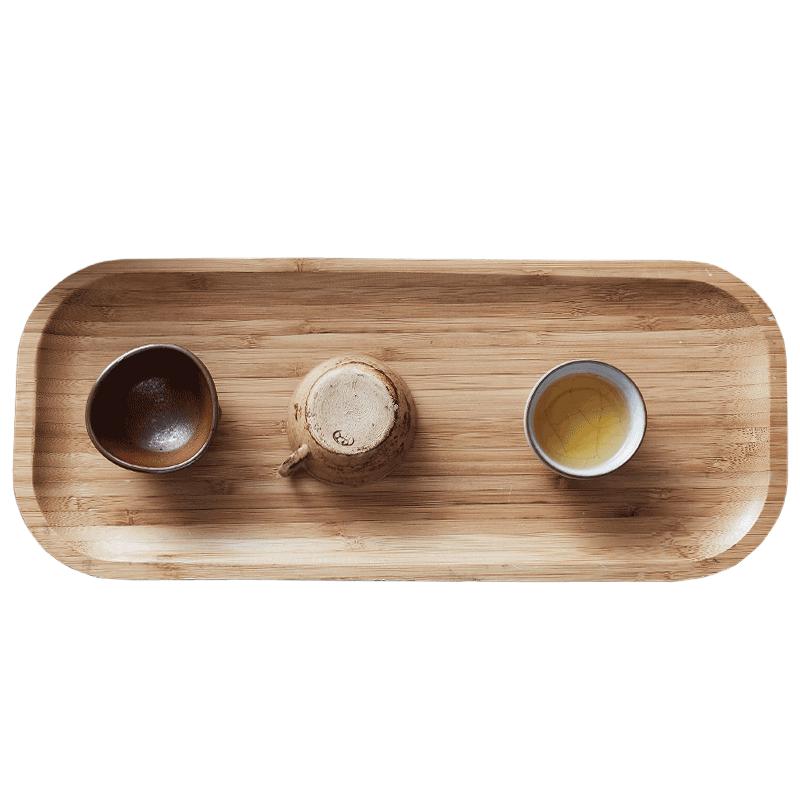 CHENGSHE Bamboo Tea Tray Mat Kung Fu Tea Making Tools from xiaomi youpin