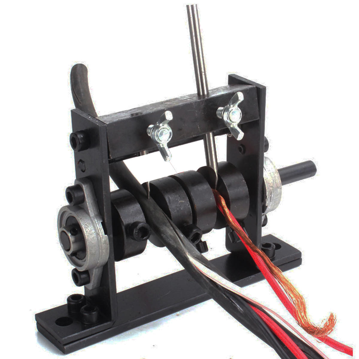 1-30mm Scrap Cable Peeling Strippers Fixture Manual Copper Wire Stripping Machine