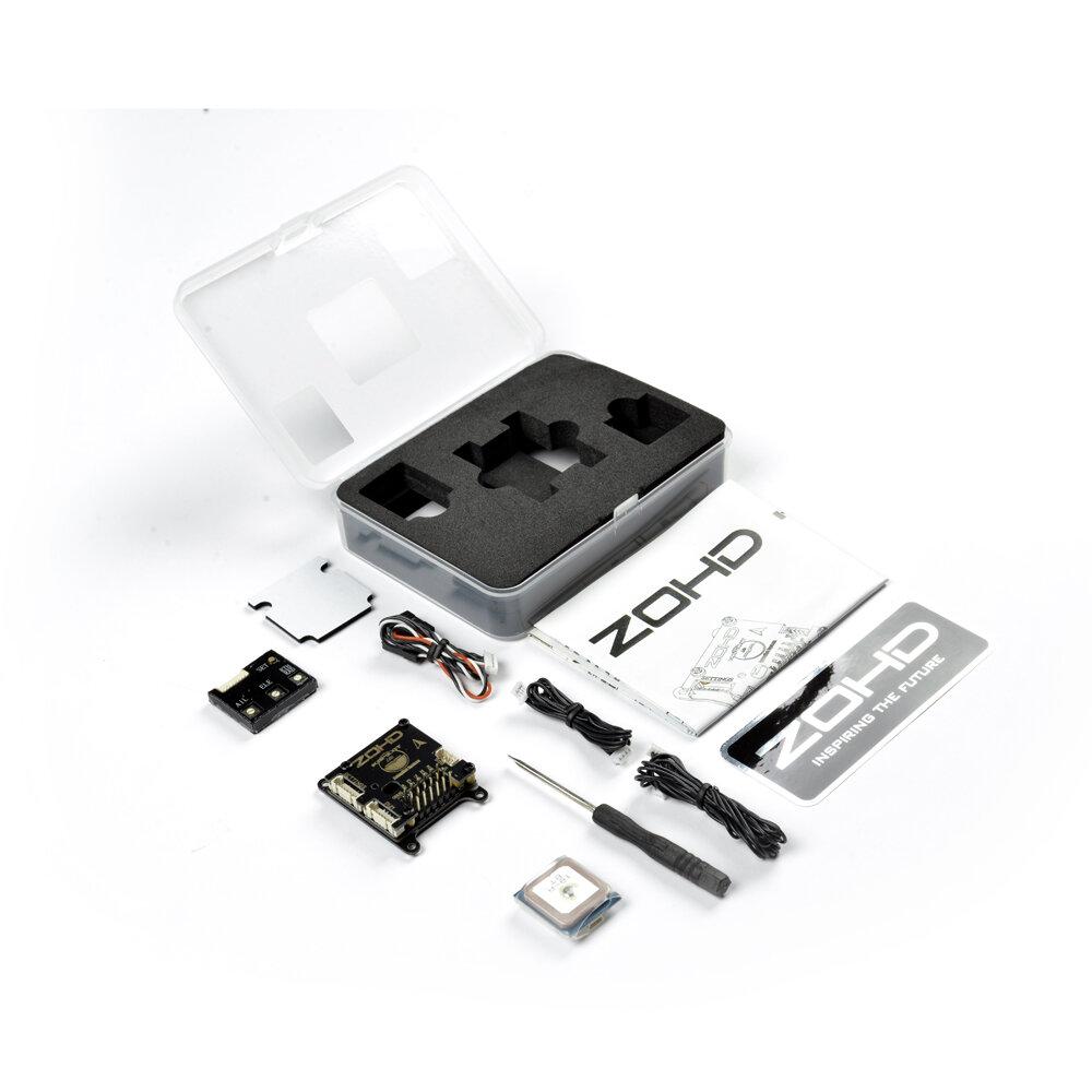 ZOHD कोपिलोट लाइट ऑटोपायलट सिस्टम फ्लाइट कंट्रोलर के साथ GPS मॉड्यूल रिटर्न होम स्टेबिलाइजेशन जाइरो