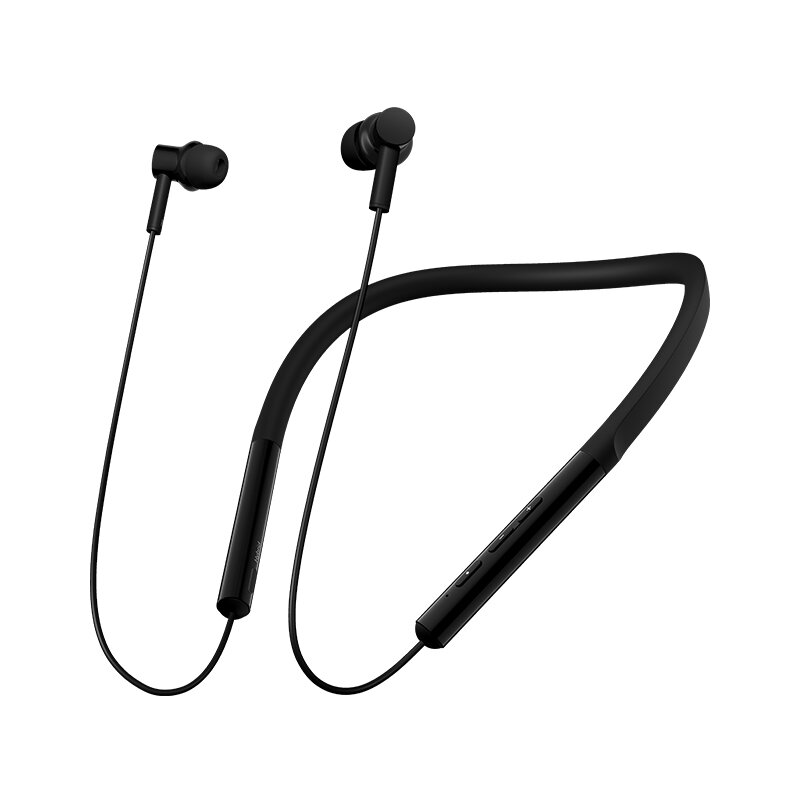 Original Xiaomi Collar Noise Cancelling Neckband Earphone LDAC HD Balanced Armature Dynamic Driver  bluetooth 5.0 Headphone with Mic