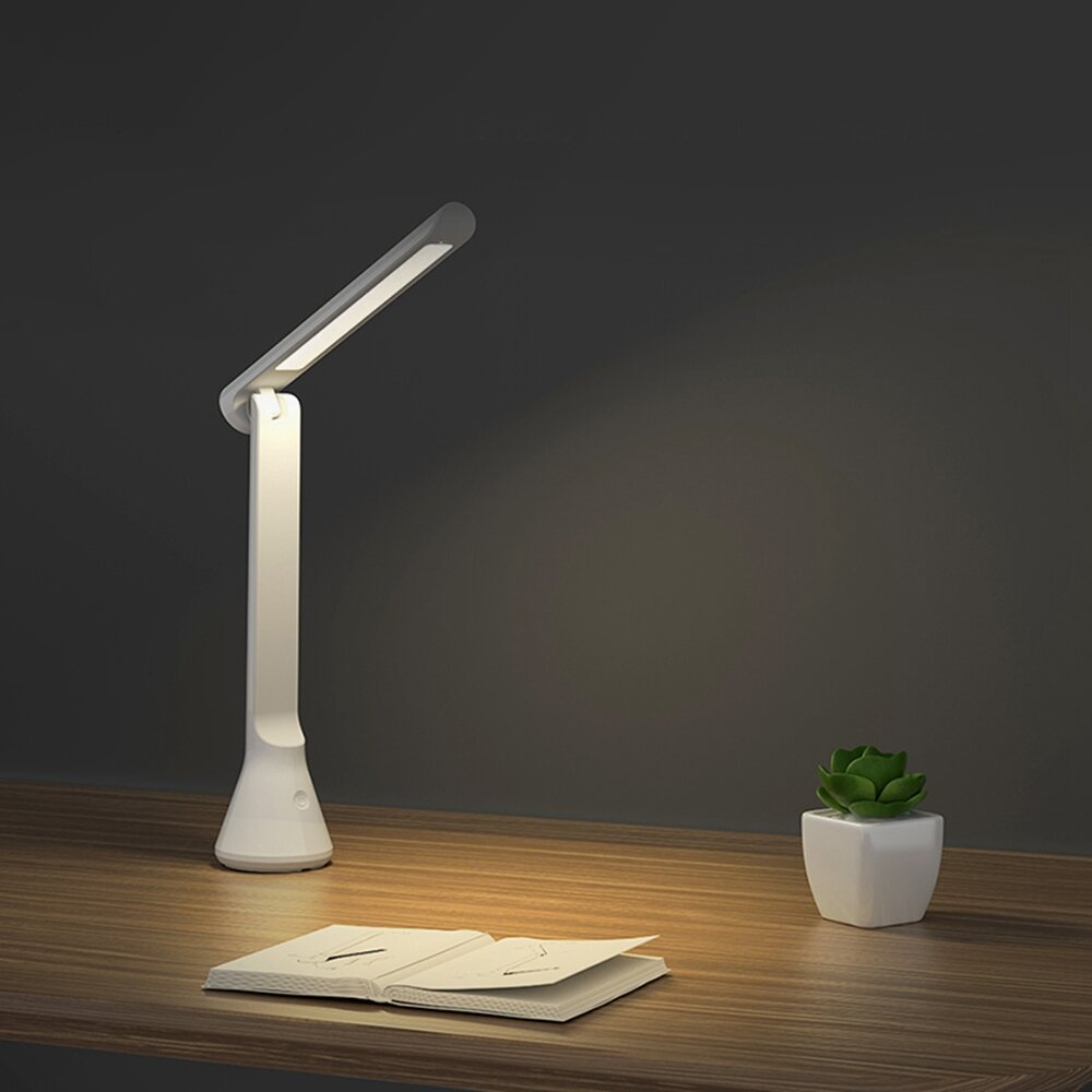 Yeelight Folding USB Rechargeable LED Table Desk Lamp Dimmable (Xiaomi Ecosystem Product)