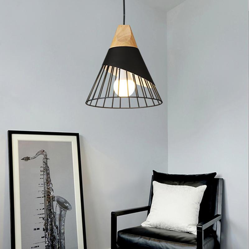E26 / E27 Modern Nordic LED Kronleuchter Deckenleuchte Metall Pendelleuchte Cafe Bar