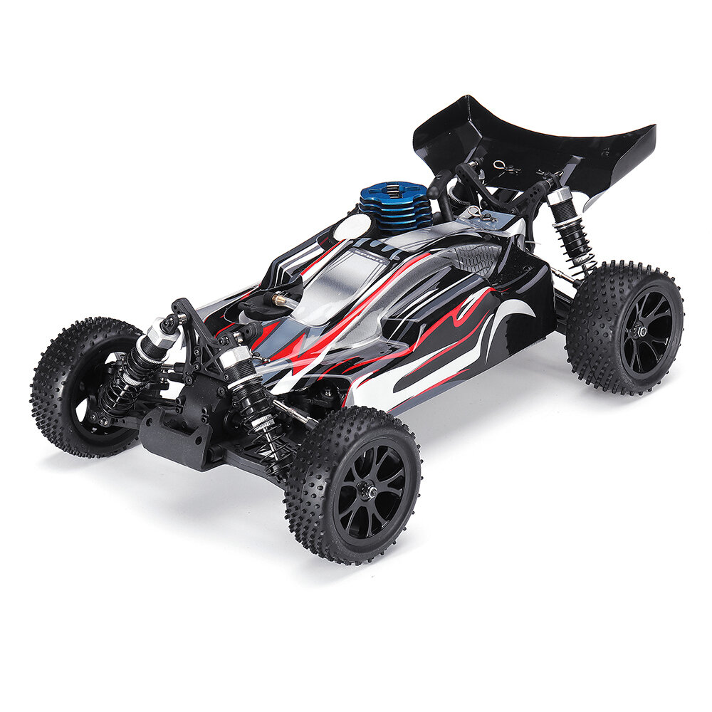 VRX RH1006 1/10 2.4G RC Car 75km/h High Speed Force.18 Gas Engine RTR Truck